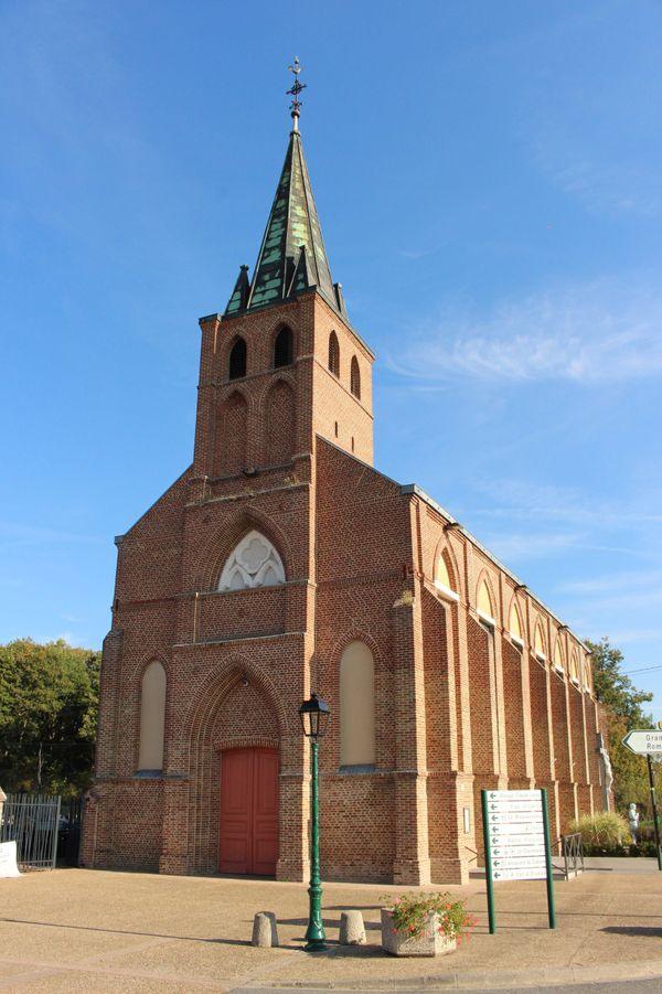 L'église Saint-Bernard