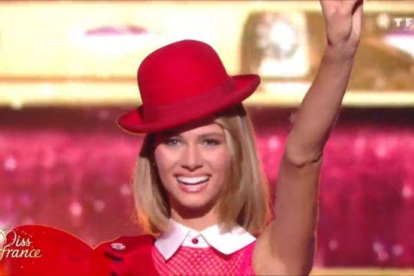 Florentine Somers, Miss Nord Pas-de-Calais est éliminée dès le premier tour.