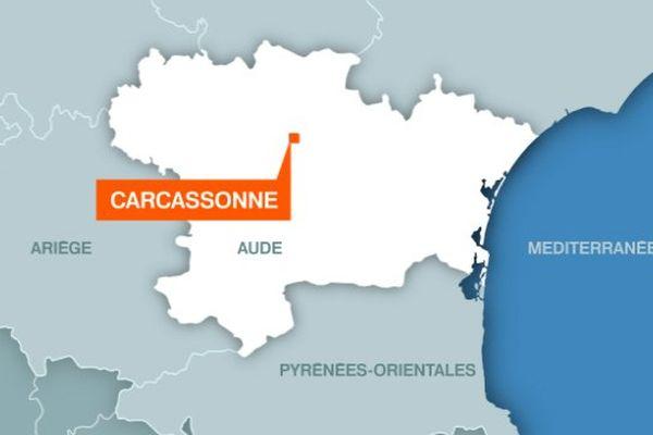 Carte Carcassonne