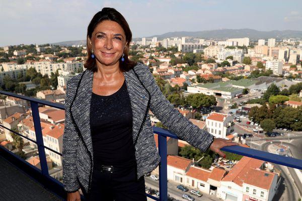 Martine Vassal est la favorite pour succéder à la mairie de Marseille selon un sondage Elabe-La Tribune