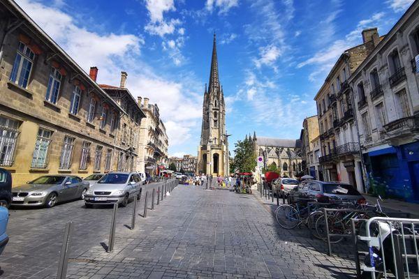 Le quartier Saint-Michel où sera bientôt déployé un groupe local de traitement de la délinquance.
