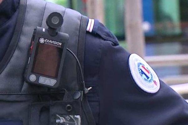 Des caméras portatives sont testées par la police à Montpellier, Béziers et Nîmes
