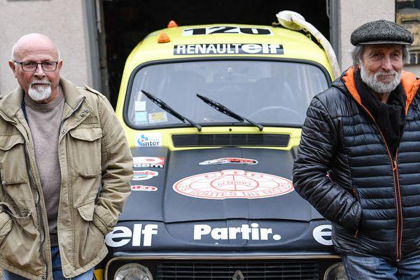 Les frères Marreau, Claude (pilote) et Bernard (copilote), sont deux frères français parcourant les rallyes des années 1970 à 1990. Ils comptent parmi les pionniers du Paris-Dakar.