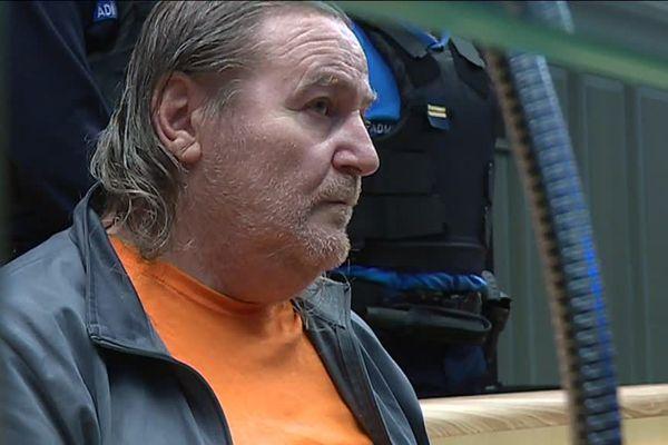 Perpignan : Jacques Rançon dans le box des accusés lors de son procès en mars 2018