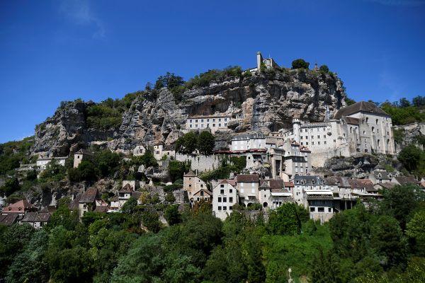 Rocamadour, premier village français recherché par les internautes ces derniers mois.