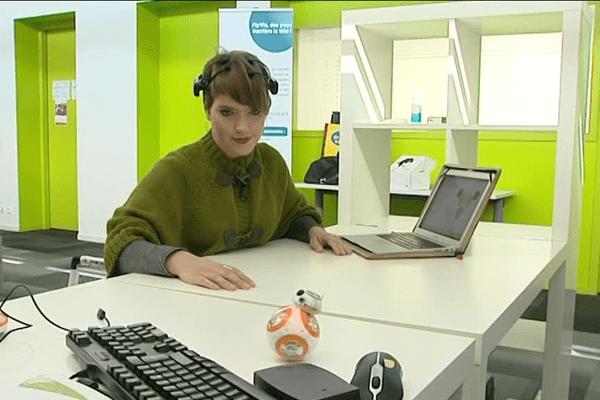 Ses travaux permettent d'enregistrer en temps réel l'activité du cerveau