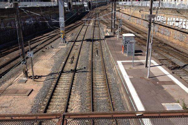 Peu de trains attendus sur les rails dans le sillon lorrain ce jeudi 05 décembre 2019.