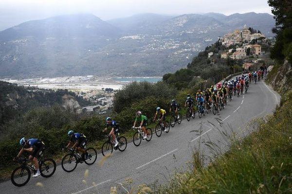 Ce samedi, le peloton a parcouru 181,5 km depuis la place Masséna jusqu'au Col de Turini, avec la première et la seule arrivée au sommet de cette 77e édition du Paris-Nice.