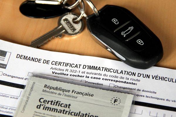 ILLUSTRATION - Du 29 au 31 octobre, le service des cartes grises de la préfecture d'Ajaccio sera exceptionnellement fermé.