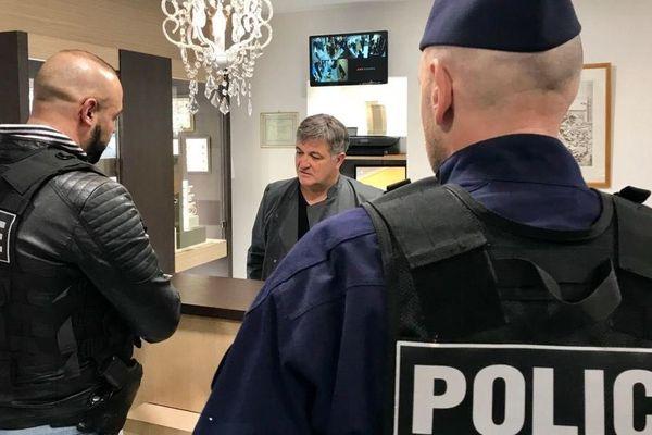 Patrouilles de police renforcée dans les commerces de Montpellier