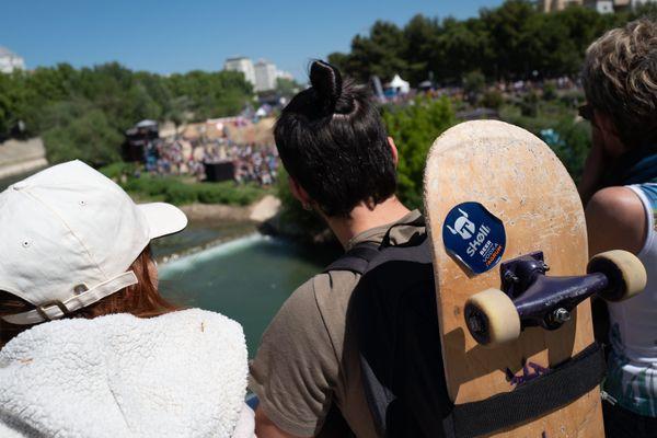 Les passionnés de sports de glisse ont assisté au FISE à Montpellier, du 9 au 13 mai dernier.
