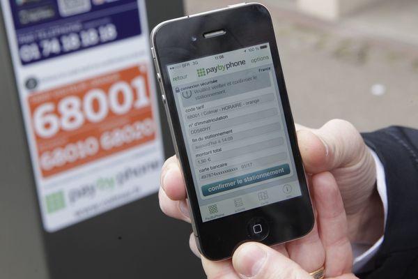 Disponible depuis l'application mobile (Android ou iOS), le site internet www.paybyphone.fr   et même par serveur vocal (01 74 18 18 18), PayByPhone permet à ses utilisateurs de payer leur ticket de stationnement qu'ils soient en rendez-vous, au marché, chez des amis