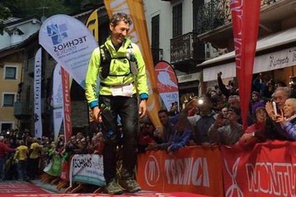 Patrick Bohard avait déjà remporté en 2015 le Tor des Géants en Italie terme de 80 heures de course