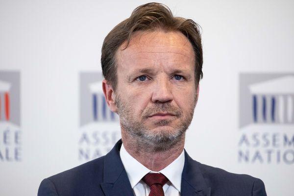 Cédric Roussel, député de la 3e circonscription des Alpes-Maritimes, sera candidat à l'élection municipale à Nice.
