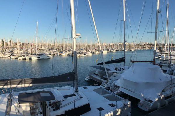 Port de Plaisance à La Rochelle