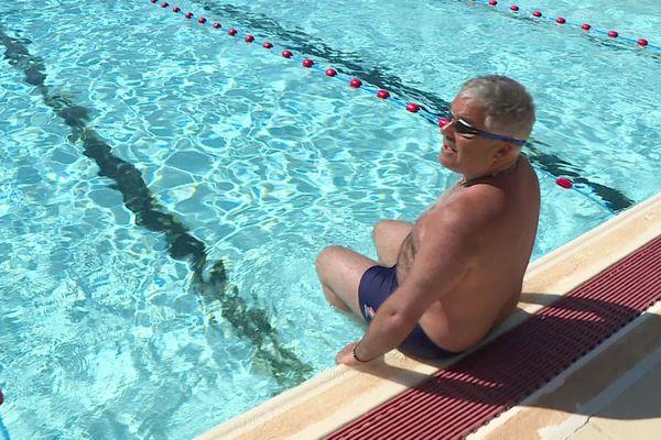 Les inconditionnels de la nage en extérieur sont ravis
