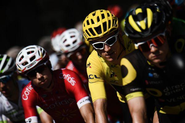 Dernière étape pour les coureurs du Tour de France 2018