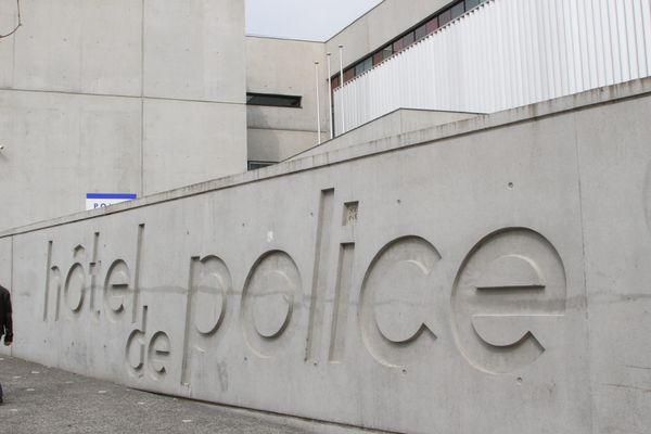 L'hôtel de police de Lille où est entendu Ismaël Z..