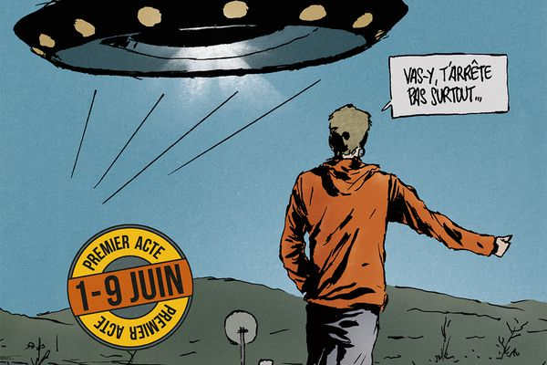Affiche de l'édition 2021 du Festival Itinérances
