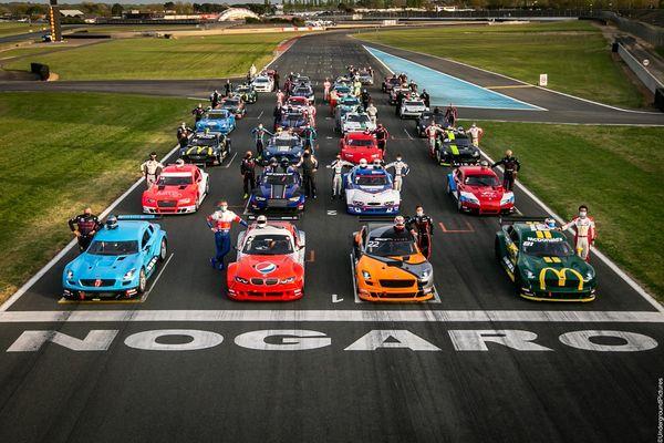 La Mitjet International rejoint le Championnat de France FFSA des Circuits.