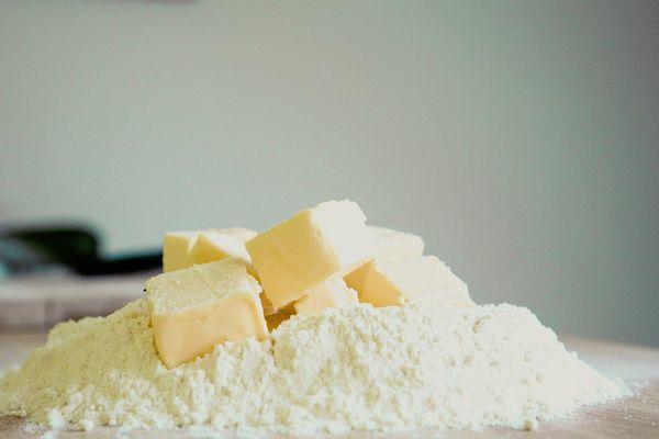 Le cours du beurre augmente aussi à l'étranger. Image d'illustration.