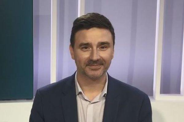 Laurent Grandguillaume, président de l'association « Territoire zéro chômeur de longue durée »