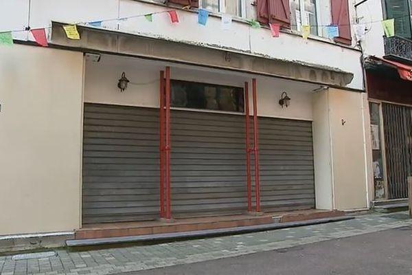 C'est devant ce bar du quartier Saint-Esprit que les événements ont eu lieu.