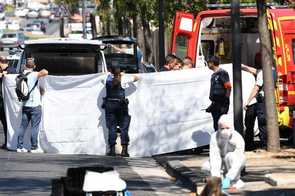 Piétons fauchés lundi à Marseille