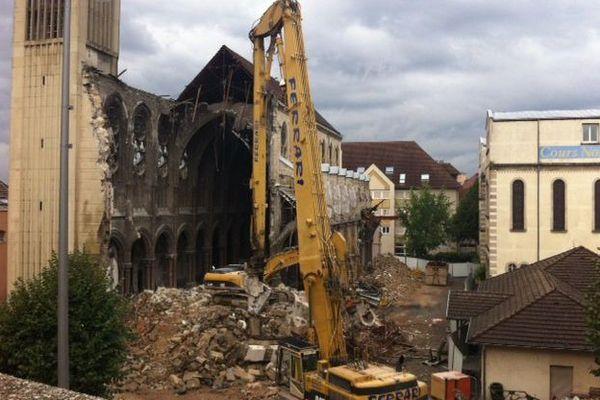 Le permis de démolition a été déposé en février dernier.