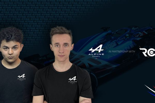 Les deux pilotes-joueurs Fabrizio Donoso et Nicolas Longuet qui vont s'entraîner à Limoges.