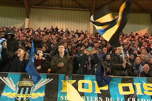Supporters de Chambly