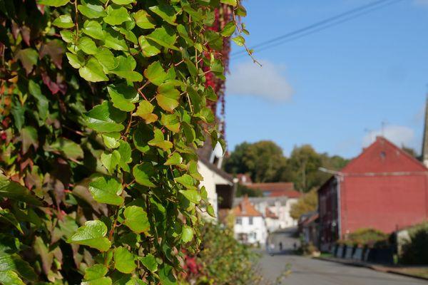 Boubers-sur-Canche, un village du Pas-de-Calais