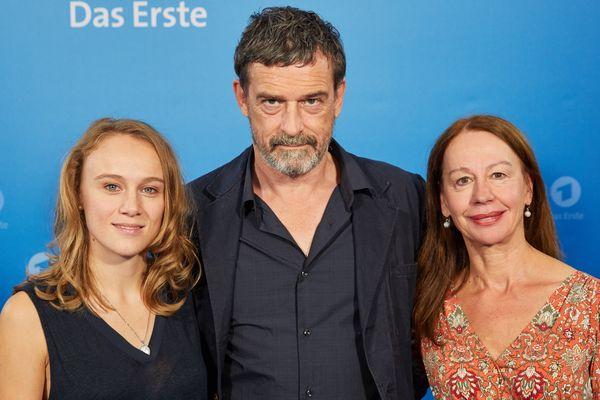 "Téléfilm franco-allemand sur l'ARD, ""über die Grenze"""