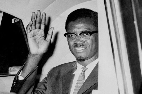 Patrice Lumumba à New York le 2 août 1960.