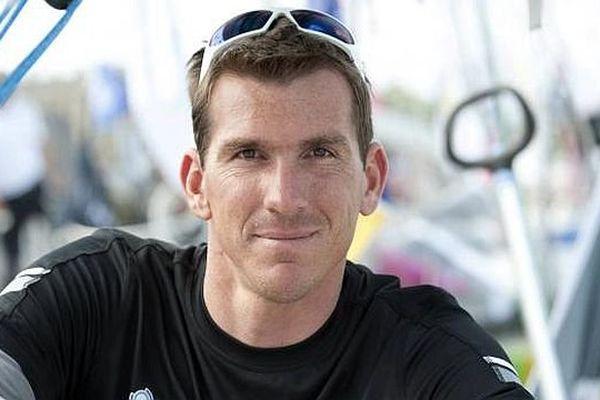 Xavier Macaire - skipper Hérault- 2015.