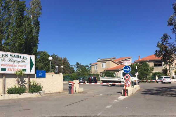 25/04/16 - C'est dans ce lotissement au sud de Bastia, que la victime et les auteurs présumés du meurtre résidaient.