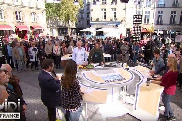 Midi en France pose ses valises à Nantes