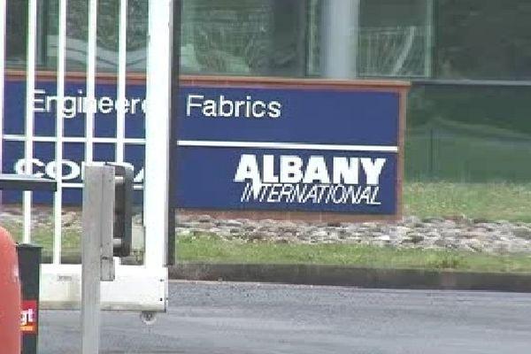 L'entreprise Albany à Saint-Junien
