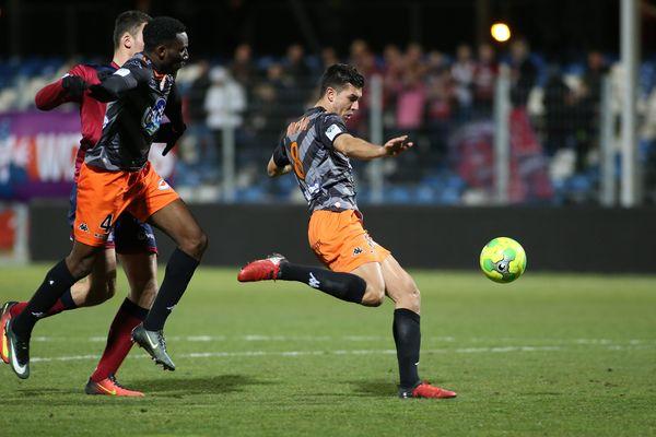 Le Stade Lavallois est dernier du classement de Ligue 2.