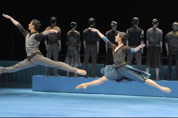 """""""Noé"""" la messe de Rossini par le Ballet Malandain Biarritz"""