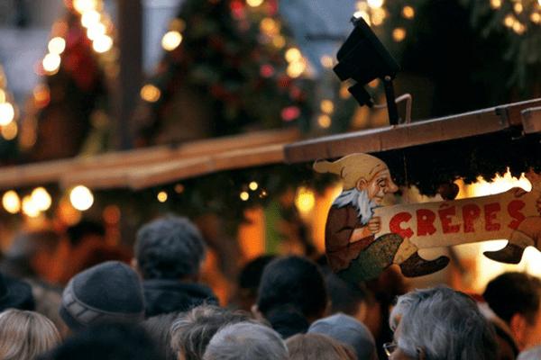 """Cette année, la déambulation dans les marchés de Noel sera uniquement virtuelle à Lyon. Grâce à l'association """"le Refuge"""" elle sera aussi solidaire"""