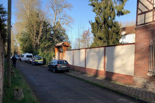 Le chirurgien-dentiste de 53 ans a été retrouvé mort à de Coulombs (Eure-et-Loir), ce lundi 17 février.