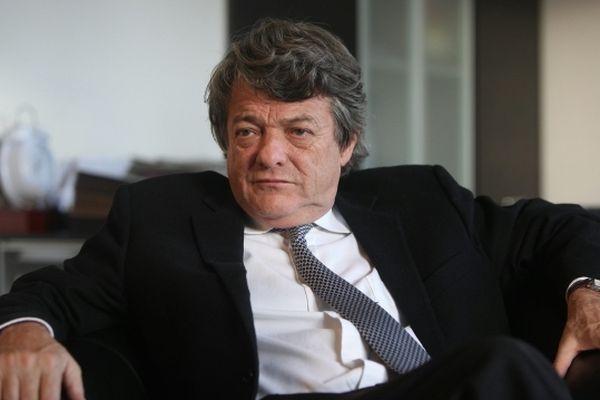 Le président de l'UDI Jean-Louis Borloo