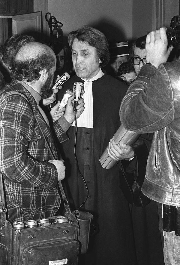 Me Paul Lombard, avocat de Ranucci