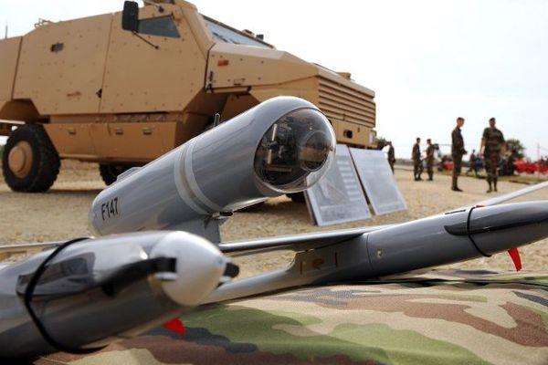 les drones de renseignement au contact équiperont l'armée française
