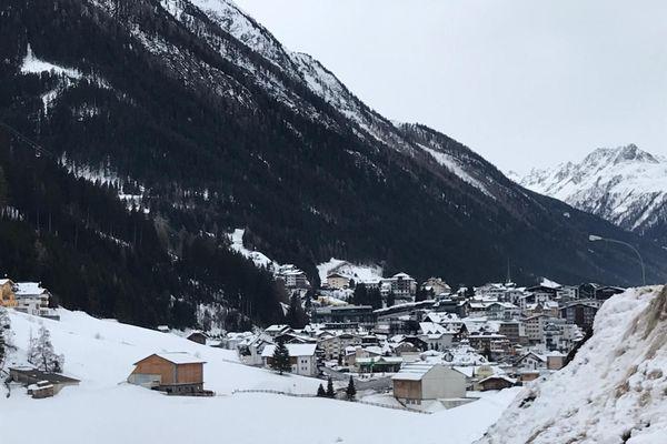 Ischgl, janvier 2020