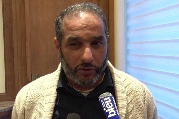 """L'Imam de Nice Abdelkader Sadouni: """"j'ai décidé de porter plainte contre le journal et l'auteur de l'article""""."""