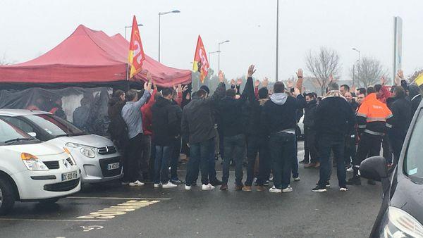 Vote de la grève ce mardi à la raffinerie de Donges