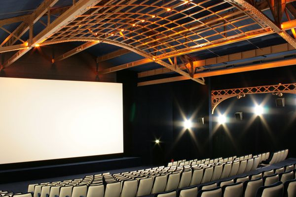 Le cinéma Olympia a accueilli une centaine de clients pour sa reprise lundi 22 juin.