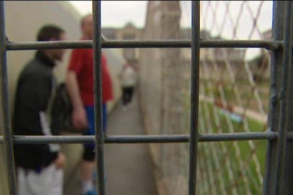 Pratiquer un sport en prison est essentiel pour l'équilibre des détenus
